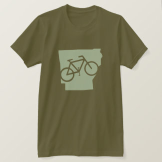 Bicycle Arkansas t-shirt