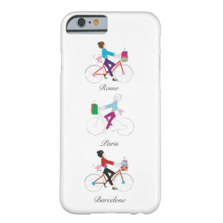 Bicycle Barely There iPhone 6 Case