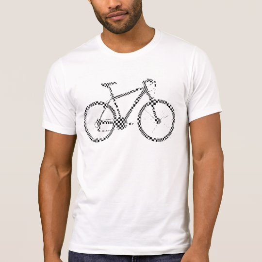 bicycle = bike = biking . nice T-Shirt