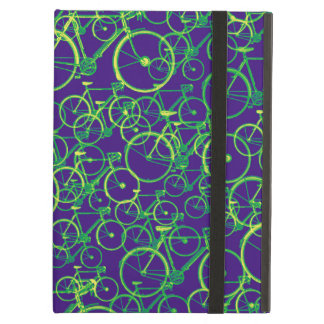 bicycle bikes ~ patterns iPad air cover