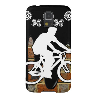 BICYCLE BRICK BACKGROUND PRODUCTS GALAXY S5 COVER