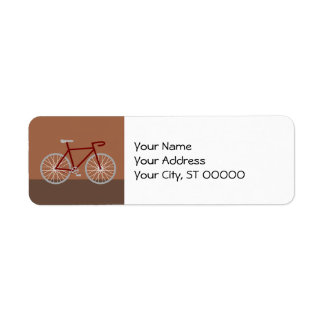 Bicycle - brown
