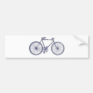 Bicycle Bumper Sticker