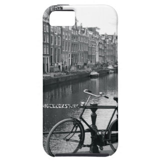 Bicycle by Canal iPhone 5 Cases