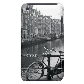 Bicycle by Canal iPod Touch Case-Mate Case