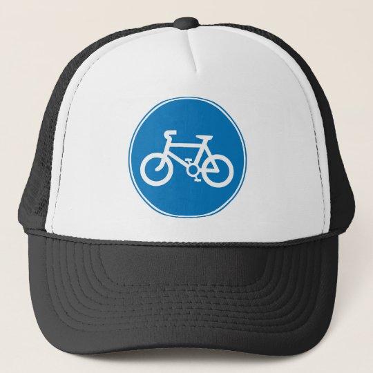 Bicycle Cap Blue