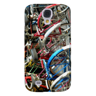 Bicycle Galaxy S4 Cover