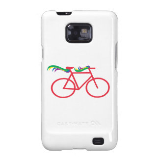 Bicycle Galaxy S2 Case