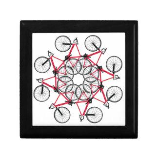 Bicycle cycle gift box