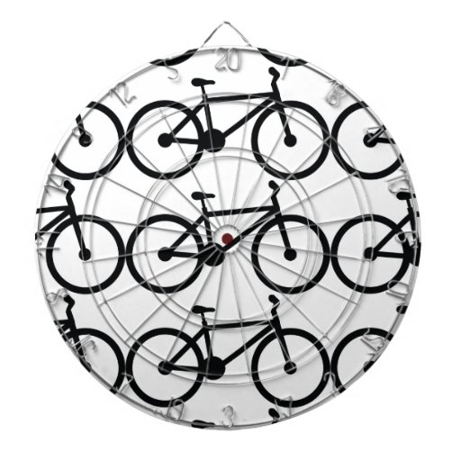 Bicycle Dartboards