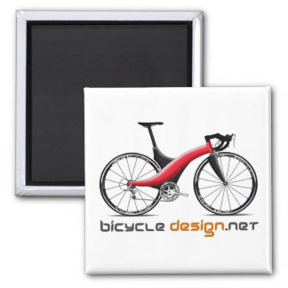 Bicycle Design magnet
