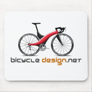 Bicycle Design Mousepad