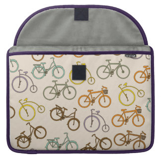 BICYCLE DESIGN SLEEVE FOR MacBooks