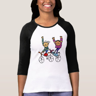 Bicycle design Tshirt