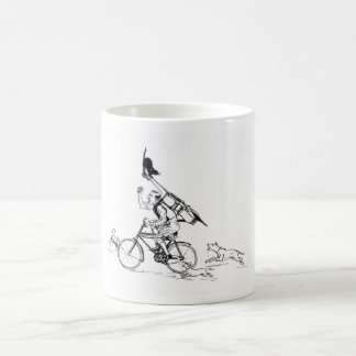 Bicycle Escape Mug