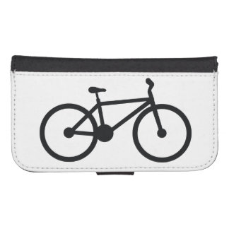 Bicycle Galaxy S4 Wallet Case