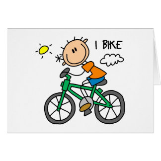 Bicycle Gift Greeting Cards
