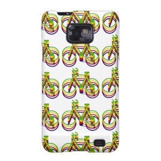 Bicycle Graphics Samsung Galaxy S2 Case