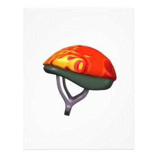 Bicycle Helmet Custom Flyer
