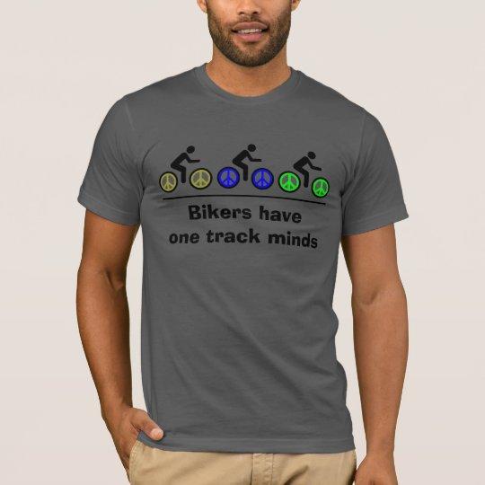 bicycle humour T-Shirt