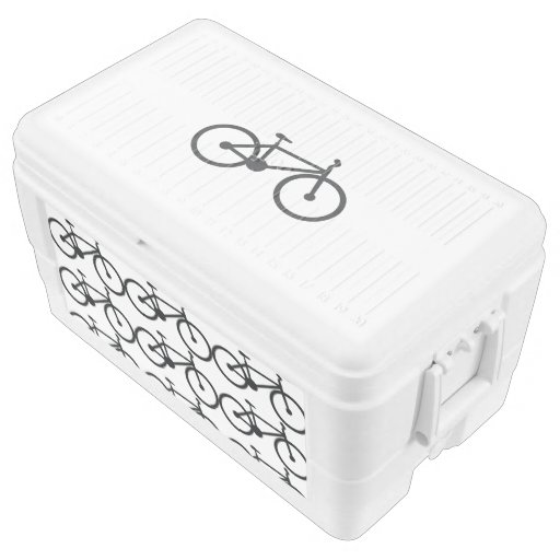 Bicycle Chest Cooler