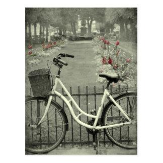 Bicycle in Copenhagen Postcards