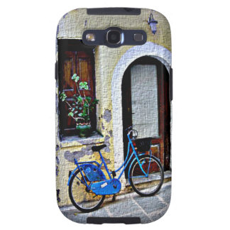 Bicycle In Crete Galaxy S3 Covers