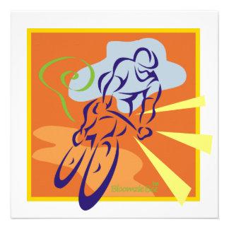 Bicycle Invitations