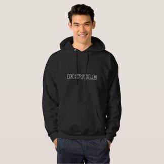 BICYCLE logo Hooded Sweatshirt