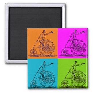 Bicycle Fridge Magnet