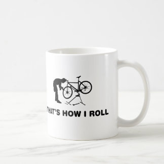 Bicycle Mechanic Coffee Mug