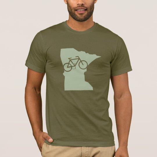Bicycle Minnesota t-shirt