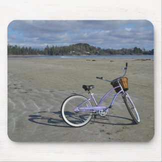 Bicycle on the Beach Mouse Mat