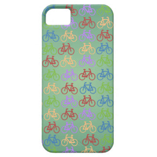 Bicycle Pattern iPhone5 Cas Barely There iPhone 5 Case