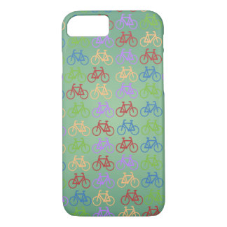 Bicycle Pattern iPhone 7 case Cas