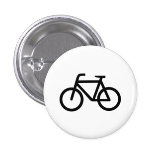 'Bicycle' Pictogram Button