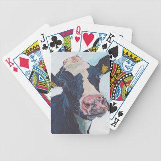 Bicycle® Playing Cards - 0254 Irish Friesian Cow