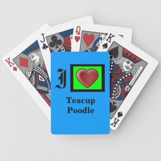 """Bicycle Playing Cards"" Custom Bicycle Playing Cards"