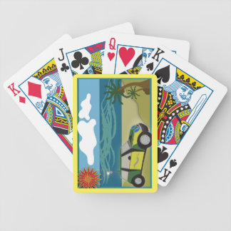 Bicycle Playing Cards MINI VACATION