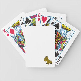 Bicycle® Poker Playing Cards monster design