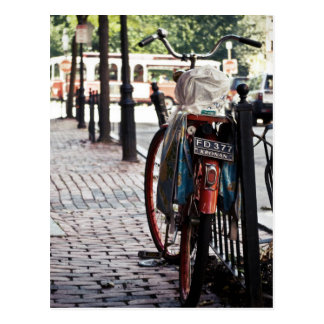 Bicycle Postcard