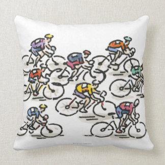 Bicycle Race Cushion