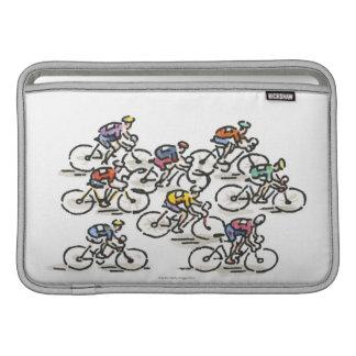 Bicycle Race MacBook Sleeve