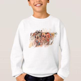 Bicycle Race Sweatshirt