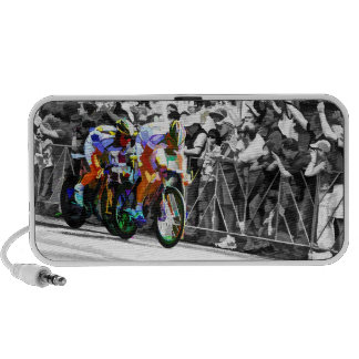 Bicycle Race Travel Speakers