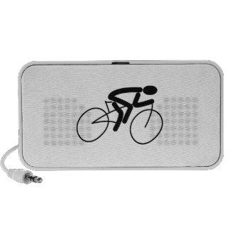 Bicycle Racing iPhone Speaker