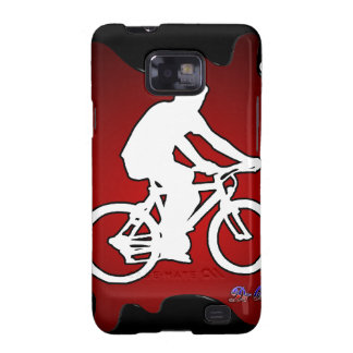 BICYCLE RED BACKGROUND PRODUCTS SAMSUNG GALAXY S2 COVER