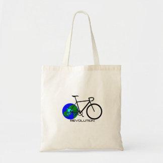 Bicycle Revolution Tote Bag