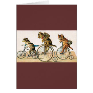 Bicycle Ride Card