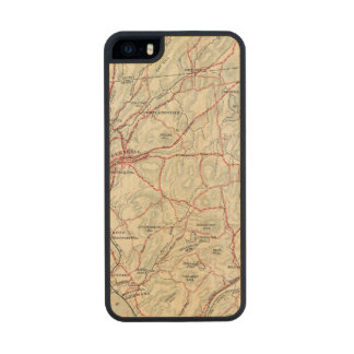 Bicycle Roads in New York and Conneticut 2 iPhone 6 Plus Case